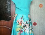 Suit blouse + Phardi Turcia fusta noua