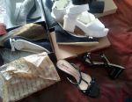 Ayakkabı, ayak bileği bot, sandalet р.38 38,5