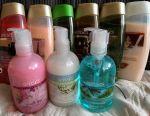 Set (shower gel and liquid soap) 250ml