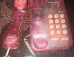 Telephone landline Panasonic