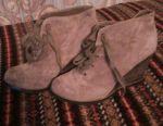 Cizme pentru cizme (Suede) p.36