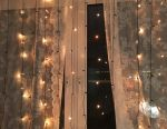 Garland curtain rain 2.5h / 3w led