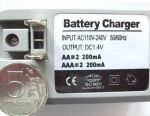 Battery charger BTY GN-N95