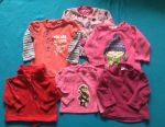 Blouses for a girl from 6 months