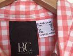 Verificați cămașa B.C.
