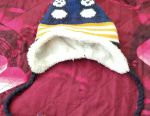 Winter hat for a boy 1-2g.