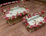 Needlework baskets