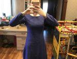 Sıcak elbise boyutu 44-46