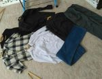 New men's things package size 48