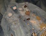 Jeans capri jacket 46 size
