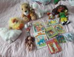 SOFT TOYS NEW AND B (U AND BOOKS
