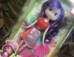 Doll. (Strawberry.) 14 * 26 cm. NEW.