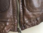 Leather jacket ARMANI LIMITED EDITION ORIGINAL 50