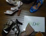 Quality shoes 5 pairs