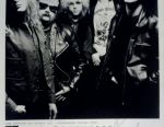 Autographed photo by Crazyhead.