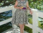 46-48r.Dizaynerskoe dress Liza Muromskaya