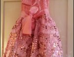 Party dress for a girl 10-13 years old