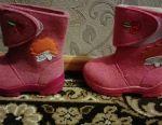 Χειμερινές μπότες και uggs