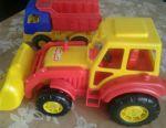 Arabalar- çocuk oyuncakları.