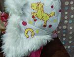 Çocuklar için kışlık şapka (3-4 yaş)