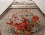 Picture Tapestry Wildflowers