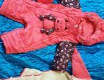 Overalls children's winter-spring