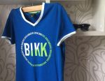 T-shirt for men BIKK, in excellent condition ?