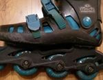 Rollers for women used 38 size insole 25 cm