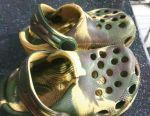 Новые сланцы кроксы шлепанцы