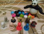 Toys Pyaterochka Magnet Dixie