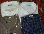 Big shirt size