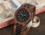 ?Man wrist watches made of wood