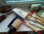Brushes in assortment