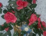 Artificial flowers. For all 250