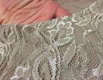 Платье с гипюром 👗