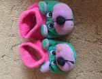 Slippers booties size 10-11-12 cm