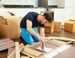 Assembly dismantling furniture