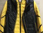 Jacket + 2in1 vest