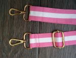 Stylish belt for women's bags