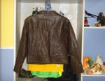Classic Women jacket from Germany genuine leather