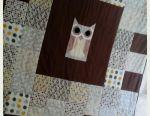 Patchwork quilt!