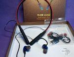 🔥 Bluetooth 5.0 Навушники Гарнітура Плеєр X9 Blue