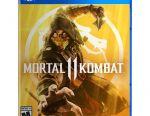 PS4 Games - Mortal Kombat 11, injustice 2