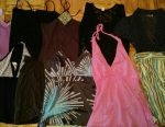 Tops T-shirts and blouses for summer p.44-46