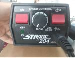 Machine for manicure and pedicure Strong 204