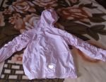 Windbreaker for the girl growth 116