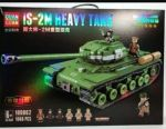 Constructor LEGO Tank IS-2