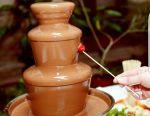 Σιντριβάνι σοκολάτας