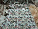 Dress and skirt р.48-50