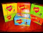 Chew love is ...